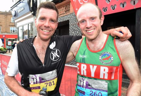 Wrexham-Marathon