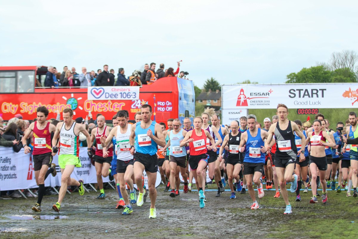 Essar Chester Half Marathon